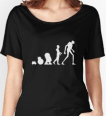 Droid Evolution Women's Relaxed Fit T-Shirt