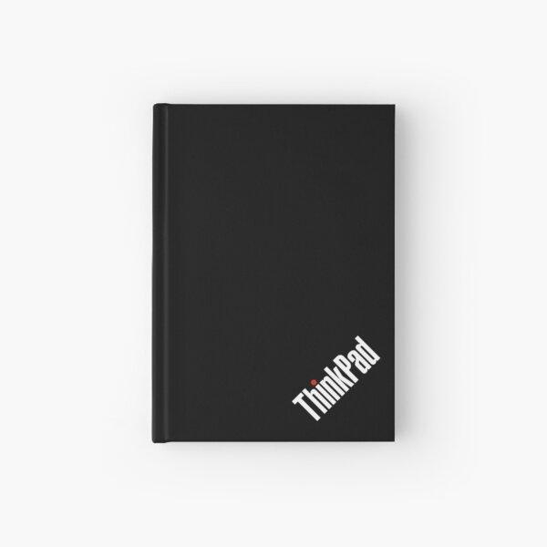 Thinkpad Logo weiß schräg Notizbuch