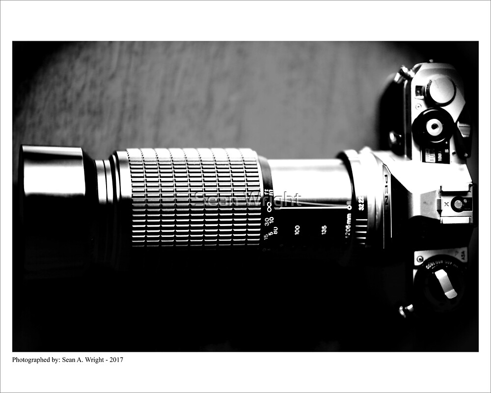 Vintage 35mm #3 by Sean Wright