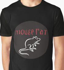 Mouse Rat Graphic T-Shirt