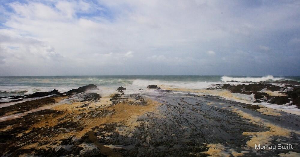 Snapper Rocks by Murray Swift