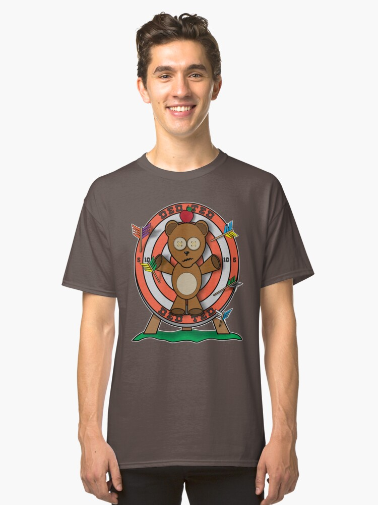 Archery-Ted Classic T-Shirt Front