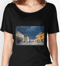 Csíkszereda, Romania Women's Relaxed Fit T-Shirt