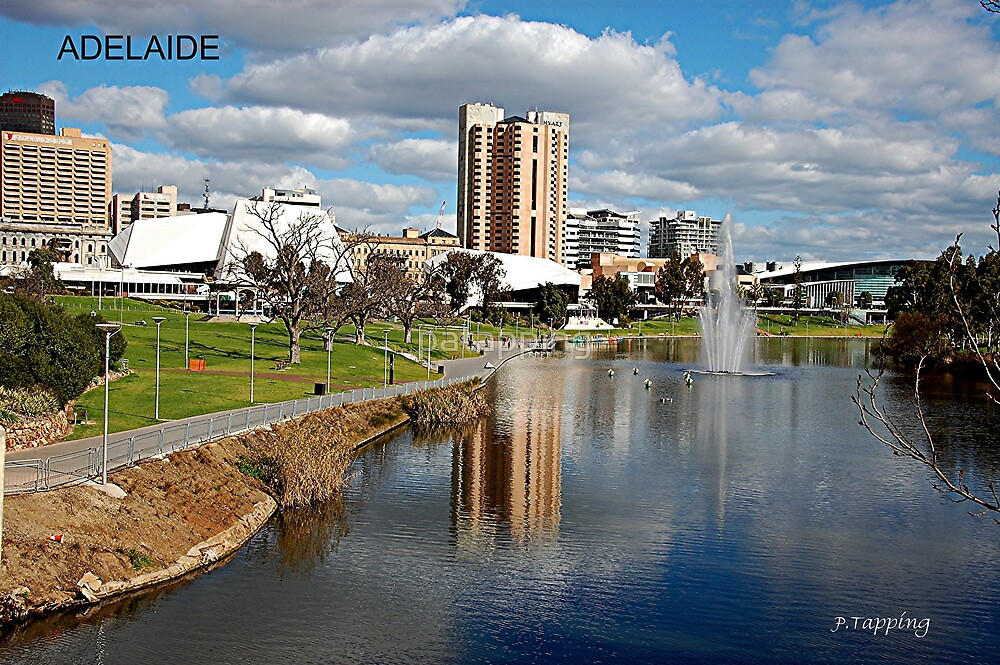 Winter in Adelaide S.A by patapping