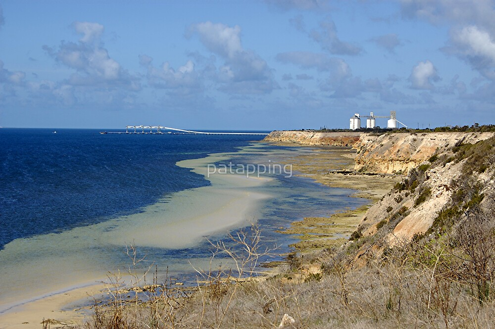 Wool Bay - Yorke Peninsula, S.A by patapping