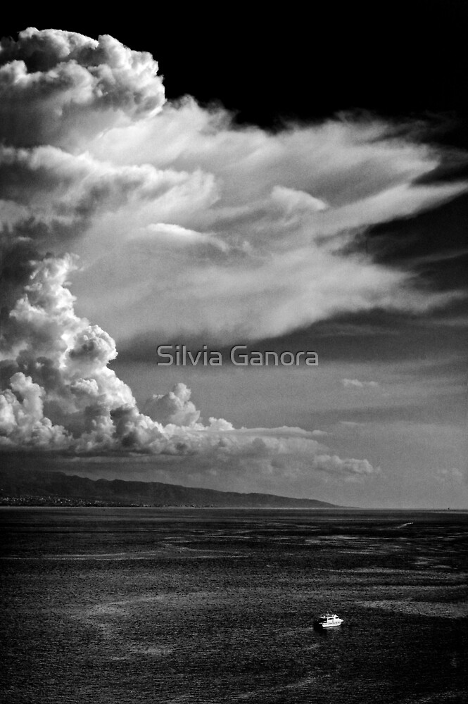 The cloud by Silvia Ganora