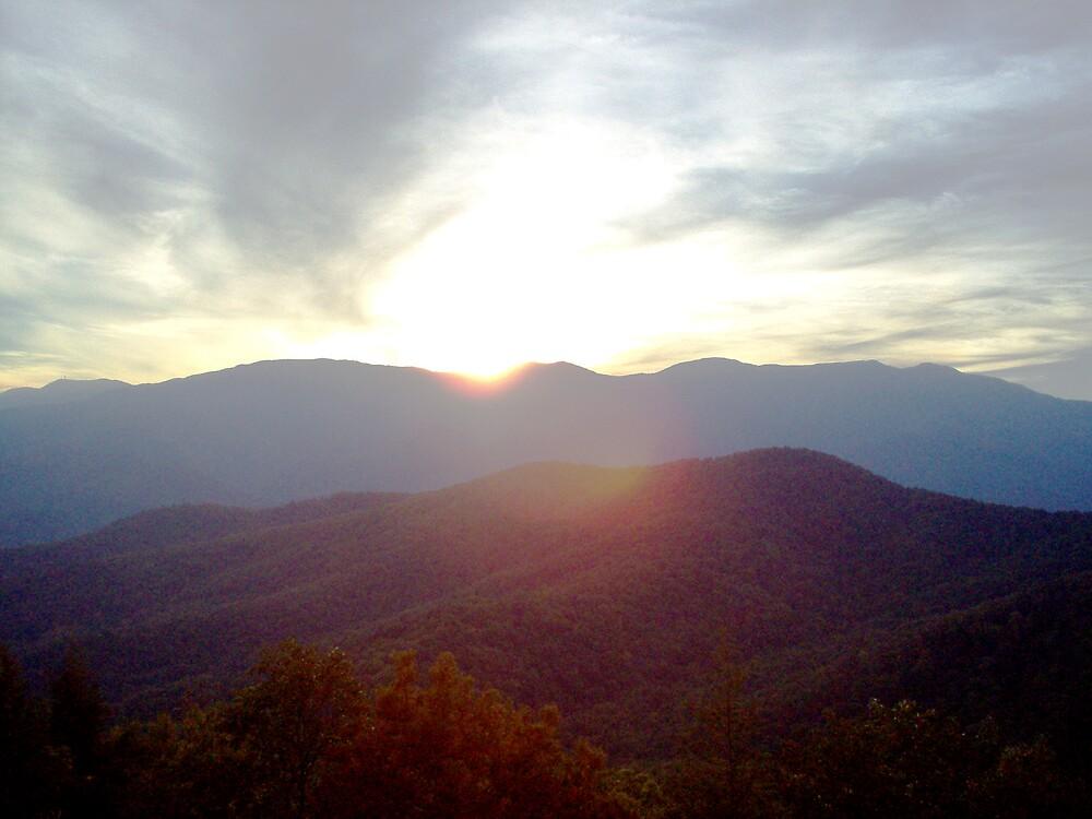 Carolina Sunset by Allen Carr