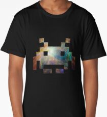Space Invaders Long T-Shirt