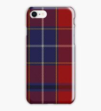 Wishart Dress Clan/Family Tartan  iPhone Case/Skin