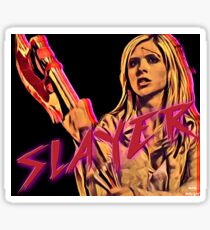 Buffy - The Slayer Sticker