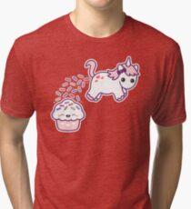 Camiseta de tejido mixto Espolvorear Poo