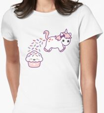 Sprinkle Poo  Women's Fitted T-Shirt