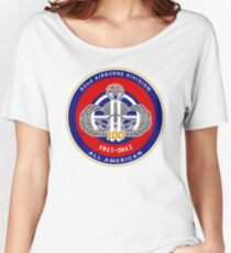 100 Years All American Women's Relaxed Fit T-Shirt