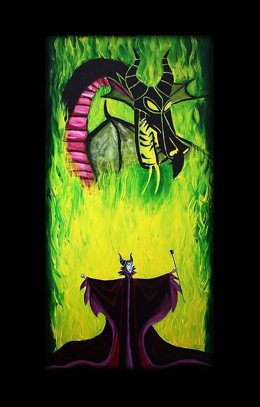 Evil Fire Dragon: Evil Fire Dragon: Art Prints
