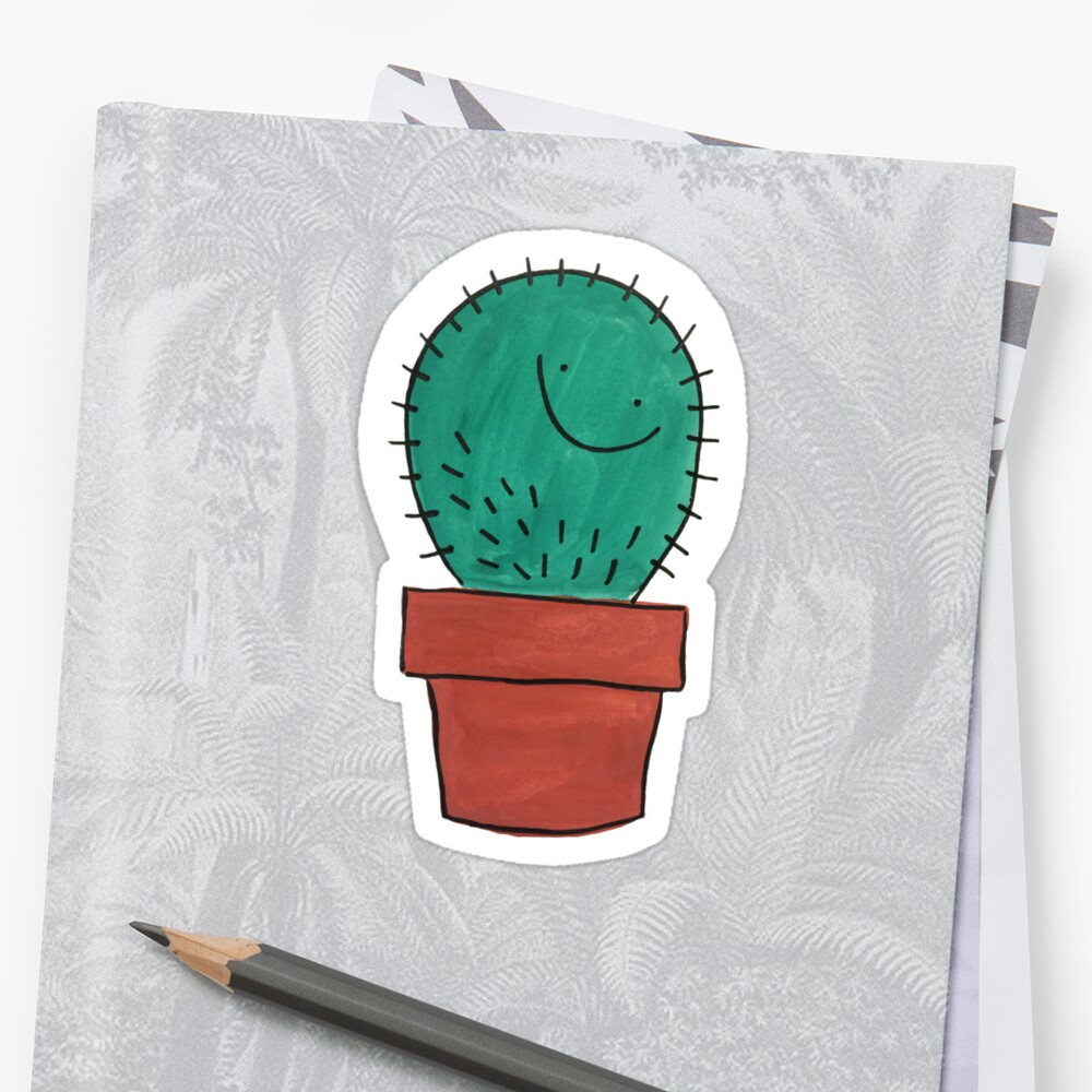 Chubby Cactus by DQDesigns