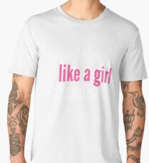 Code like a girl programming Men's Premium T-Shirt