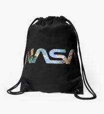 NASA Drawstring Bag