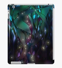 Nocturne (with Fireflies) iPad Case/Skin