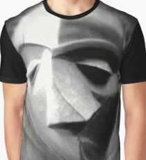 African mask Graphic T-Shirt