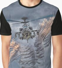 Apache Longbow Defence Graphic T-Shirt