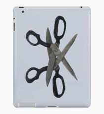 Scissoring Scissors iPad Case/Skin