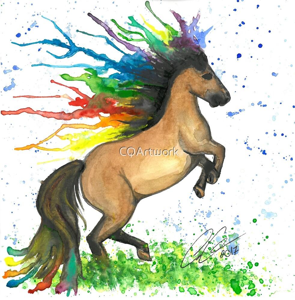 Equine Beauty by CQArtwork