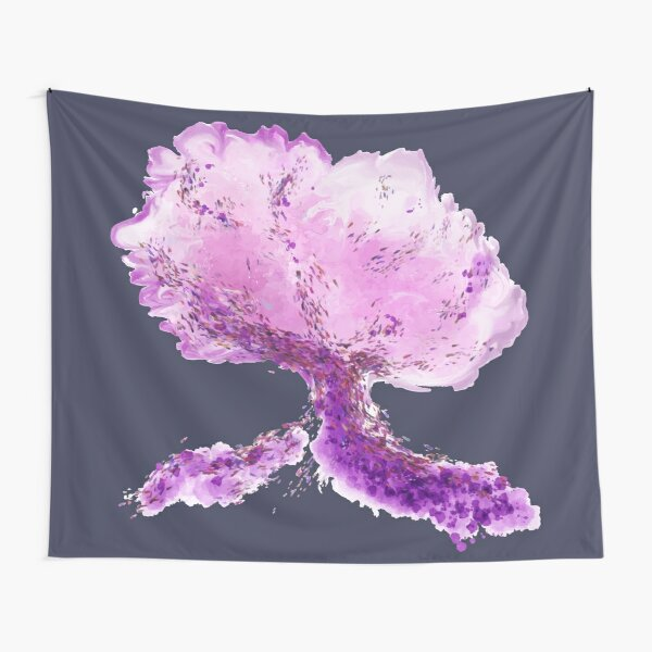 In another world, a tree... Tapestry