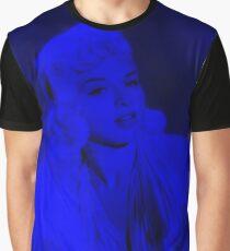 Dina Dors - Celebrity (Dark Fashion) Graphic T-Shirt