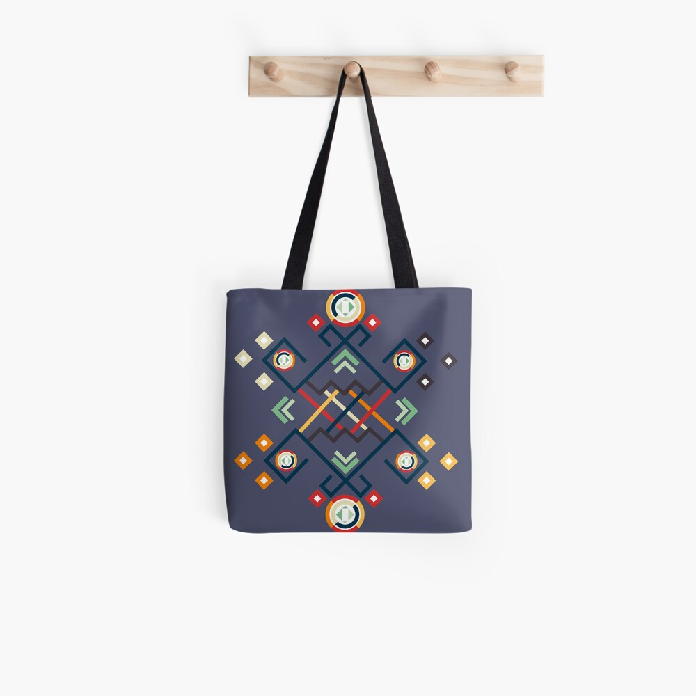Back to the Roots Tote Bag