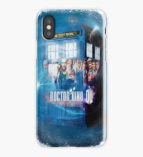 Blue Box Painting tee T-shirt / Hoodie iPhone Case