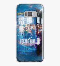 Blue Box Painting tee T-shirt / Hoodie Samsung Galaxy Case/Skin