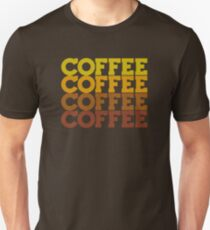 Coffee Stack - From Beans to Brew T-Shirt