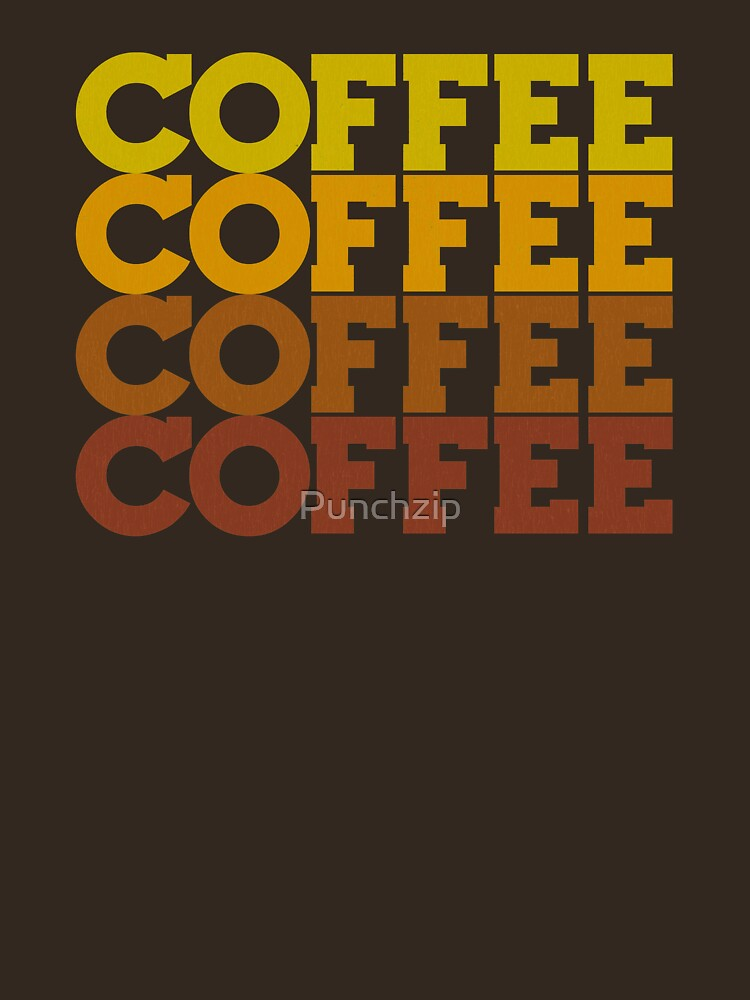 Coffee Stack - From Beans to Brew by Punchzip