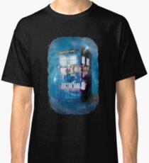 Blue Box Painting tee T-shirt / Hoodie Classic T-Shirt