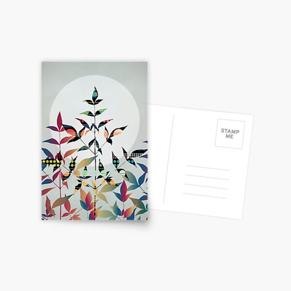 Flutter Postcard