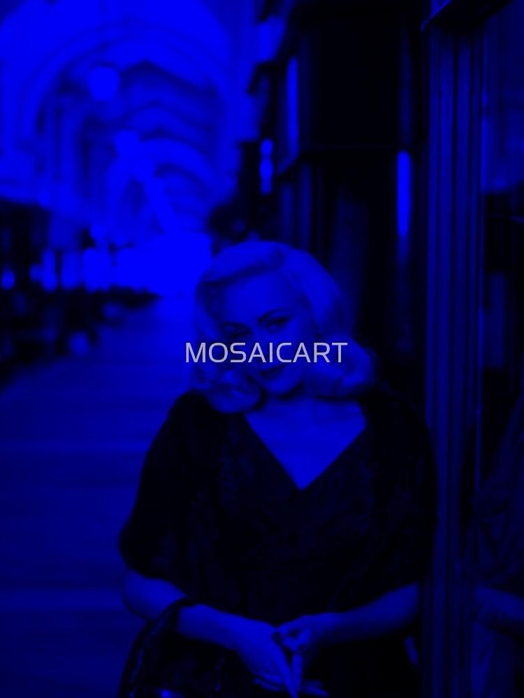 Keeley Hawes - Celebrity (Dark Fashion) by MOSAICART