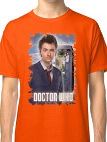 Nerdy Dr Who T-Shirt / Hoodie Classic T-Shirt