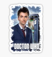 Nerdy Dr Who T-Shirt / Hoodie Sticker