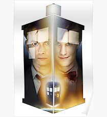 Geeky The Doctor Tee T-Shirt - Hoodie Poster