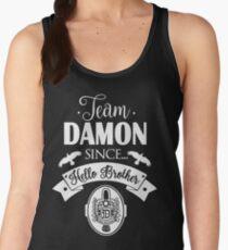 Team Damon Since Hello Brother. Women's Tank Top