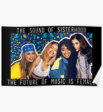 Fifth Harmony - Sisterhood 2.0  Poster