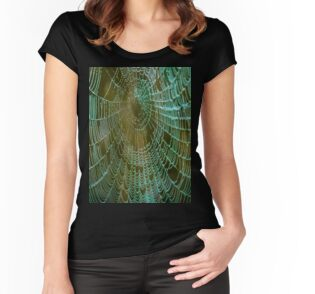 Women's Fitted Scoop T-Shirt