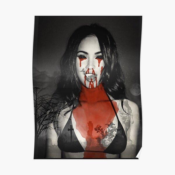Megan Fox 666 Poster