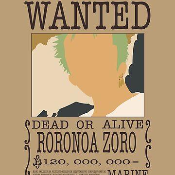 Roronoa Zoro  by Pathos