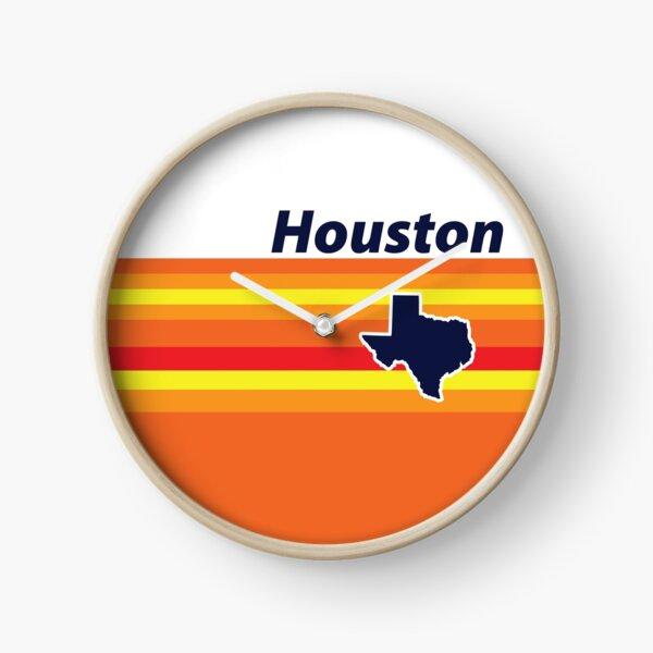 Houston Tequila Clock
