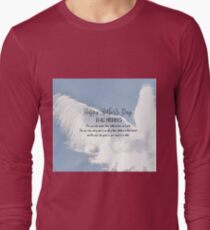 To All Mothers Long Sleeve T-Shirt