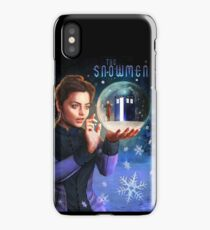 The Snowmen iPhone Case