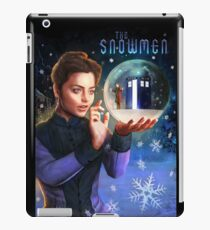 The Snowmen iPad Case/Skin