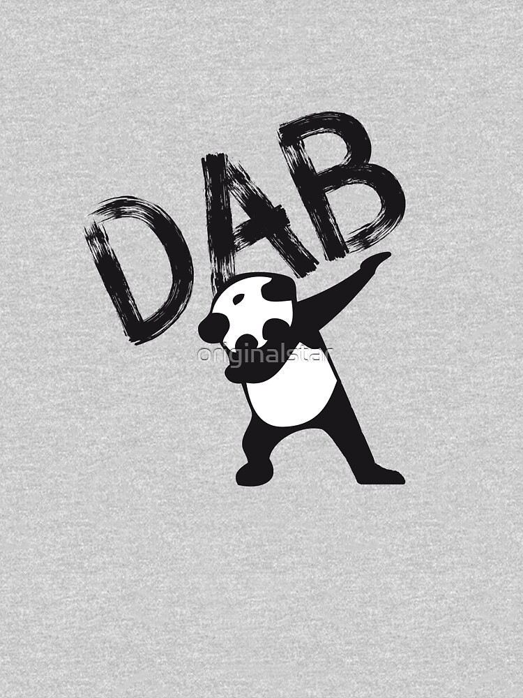 DAB keep calm and dab dabber dance football touch down by originalstar