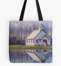 Hope Is A Thing With Feathers Tote Bag